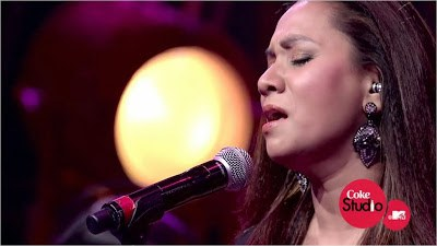 Assam-born, Bhojpuri singing sensation Kalpana Patowary joins Papon Coke Studio@MTV Season 3.