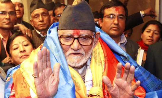 Nepal Prime Minister Sushil Koirala No Property To Declare