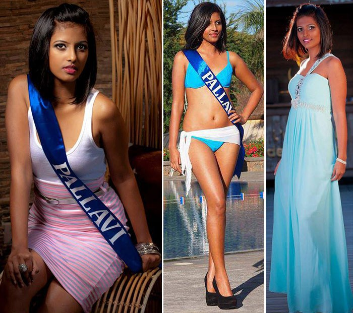 Meet – Pallavi Gungaram Miss Mauritius 2013