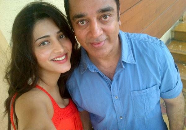 Shruti-Haasan-Kamal-Haasan-Film-To-Struggle-Their-Film