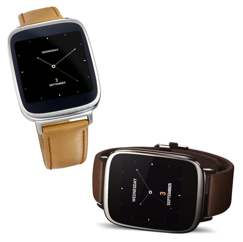 New Generation ASUS Zen next smart Watch launches back on track Q3 2015 release computex