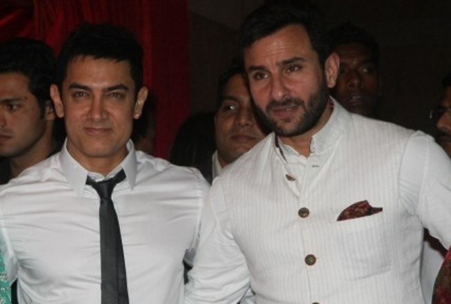 Aamir Khan Indo-Chinese project initially offered Saif Ali Khan?