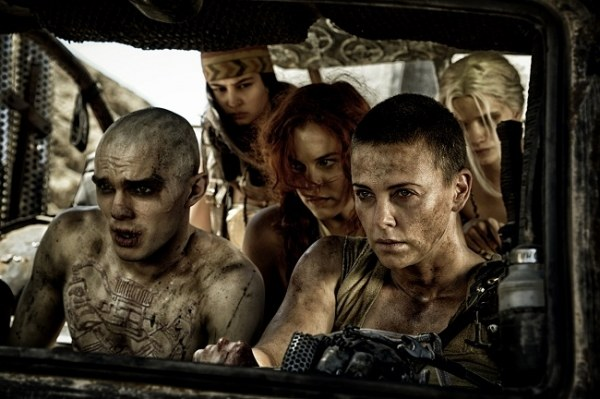 Best Film 2015 Mad Max Fury Road Review Starring Tom Hardy Charlize Theron dont miss