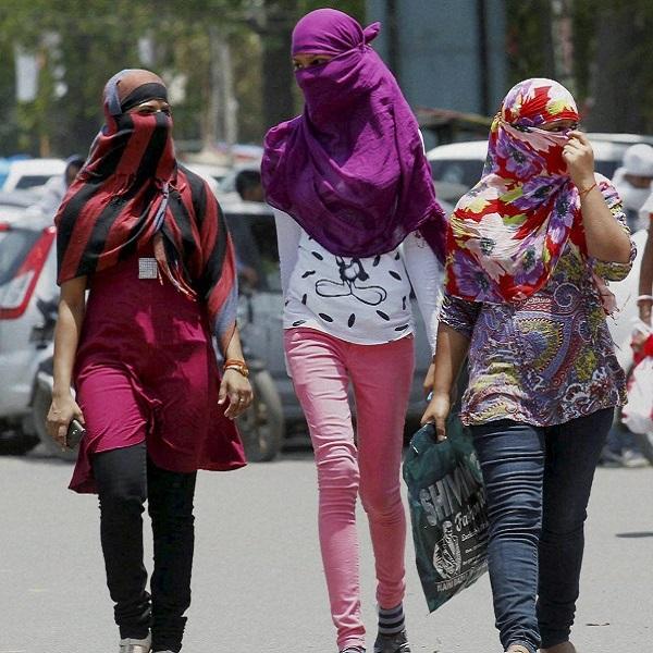 Hot Day Allahabad
