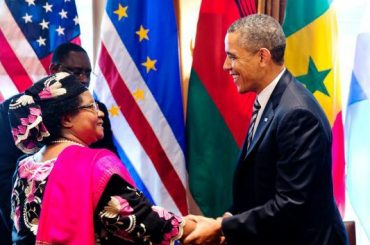 Malawi's Ex-President Joyce Banda Awarded Another Doctorate Degree from USA
