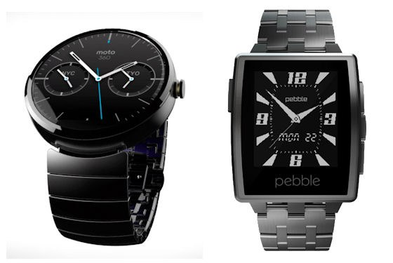 smartwatch showdown LG Watch Urbane VS Apple Watch review