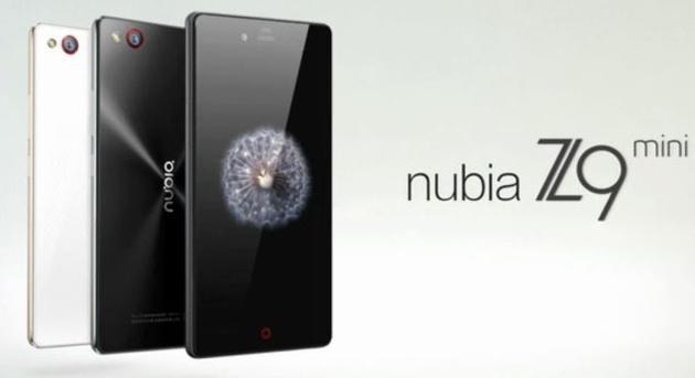 Actress Mandira Bedi launches ZTE Nubia Z9 mini smartphone