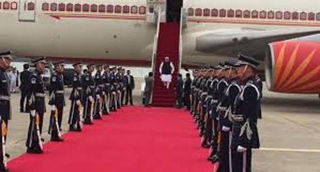 PM Narendra Modi arrives Seoul South Korea For Investment Hunt