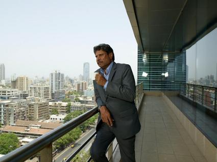 New League introduces by Kapil Dev