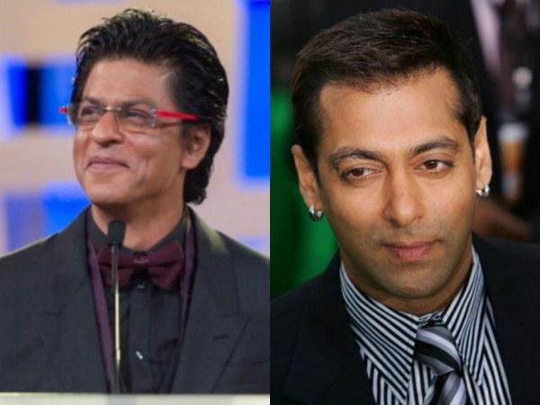 Look What Salman Khan Said To Shahrukh Khan Bajrangi Bhaijaan