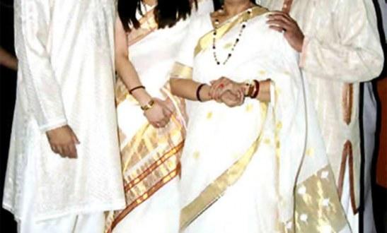 Amitabh Bachchan Jaya Bachchan celebrate 42nd marraige anniversary