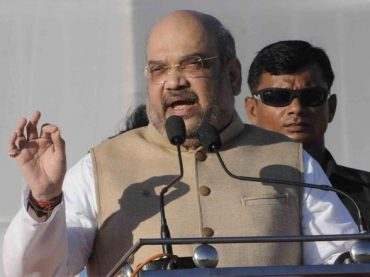 BJP Chief Amit Shah Says Hindu religion has solution to all problems in world