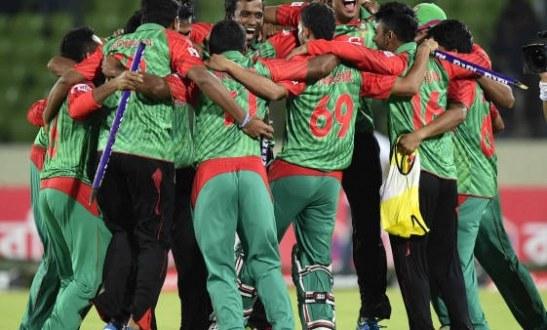 Bangladesh script historic series win over India aggressive decisive and skillful
