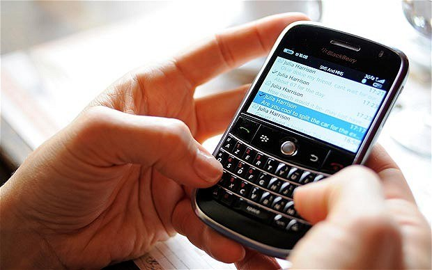 BlackBerry Phones Eyeing may put Android System on new device sources