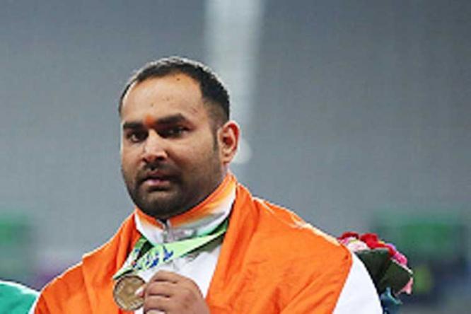 Championship-Wuhan-Inderjeet-Singh-bags-shot-gold-Asian-Athletics