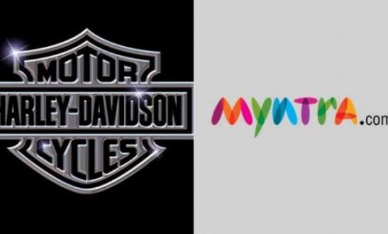 Harley-Davidson Tie-Up Myntra online merchandise sale Now