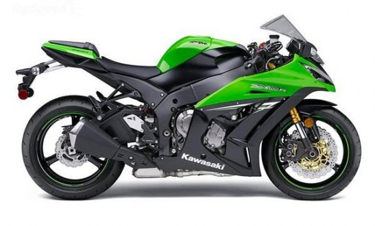 Kawasaki Ninja Standalone Dealership Mumbai Graced