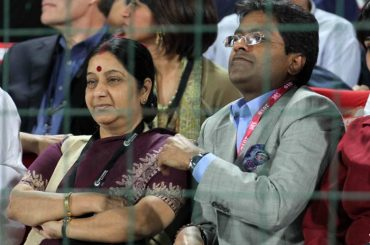 Lalit Modi Gate is red herring govt should ignore it with contempt it deserves