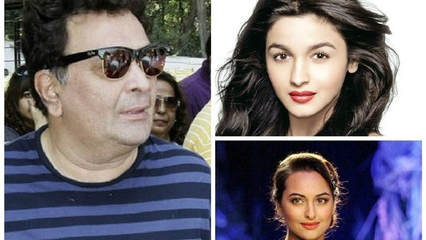 Rishi Kapoor makes Fun Of Trolls Alia Bhatt Sonakshi Sinha On Twitter