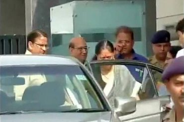 Vasundhara Raje Returns From Delhi Without Meeting BJP Leaders Lalit Modi Row