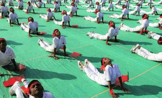 Why some veterans feeling left out As Delhi prepares do Yoga