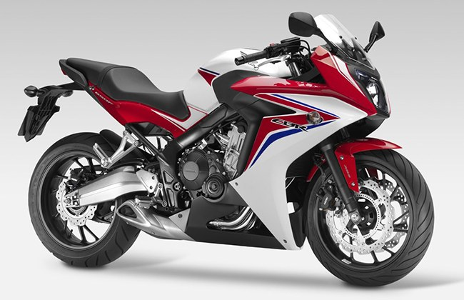 Honda to Launch CBR650F in India on 4th August 2015