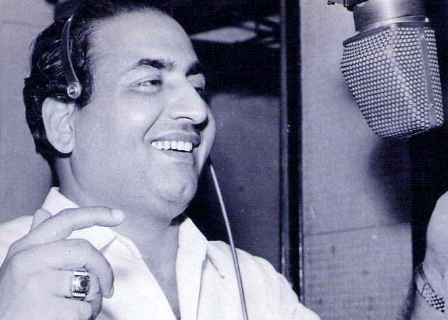 Legendary playback singer Mohammed Rafi 35th death anniversary