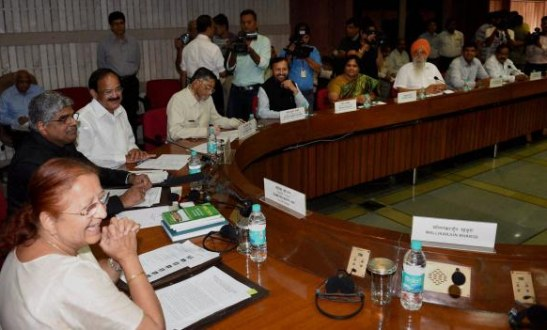 Lok Sabha Speaker Sumitra Mahajan Hold All Party Meeting AHead Of Monsoon Session