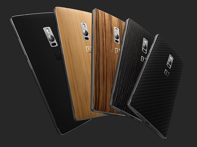 OnePlus 2 With 5.5-inch Full Hd Display Fingerprint Scanner Launched in India For Rs 22999
