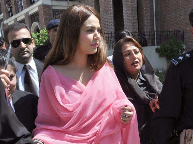 Pakistani-Supermodel-Ayyan-Ali-Released-From-Adiala-Jail