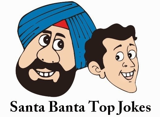 Santa Banta Top Jokes
