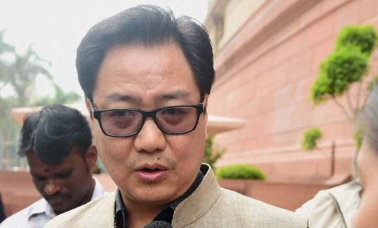 Union Minister Kiren Rijiju explains Air India Flight delay three passengers deboarded
