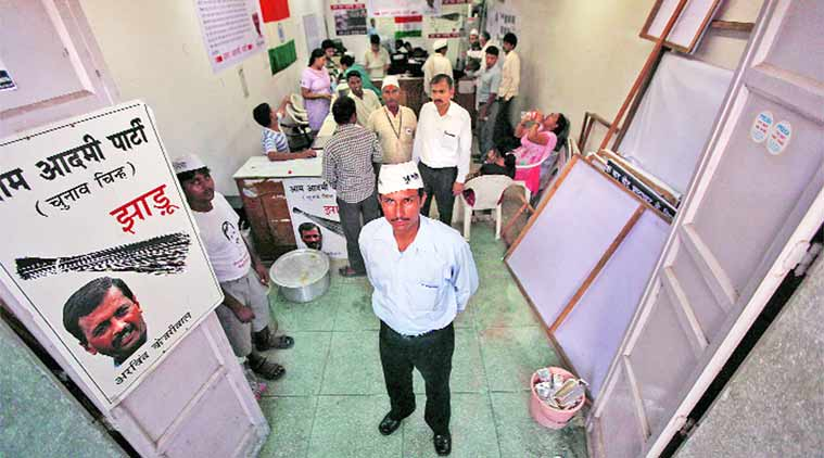 AAP-MLA-Surinder-Singh-Booked-For-Beating-Civic-Worker
