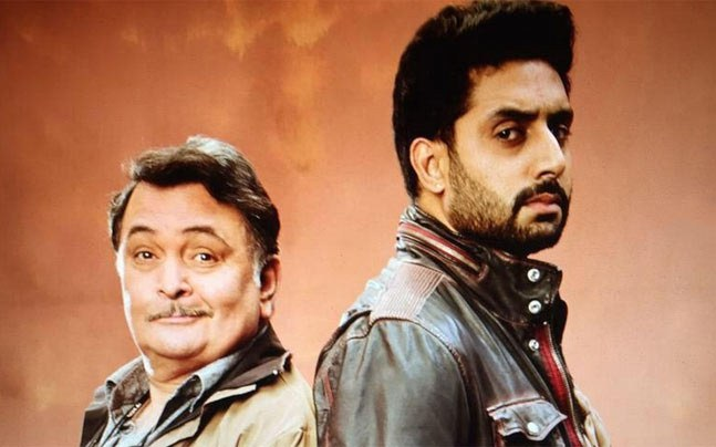 Abhishek Bachchan is all praise for Rishi Kapoor and Asin in All is Well