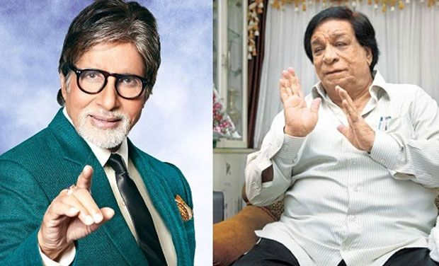 Amitabh-Bachchan-Says-On-Twitter-Kader-Khan-ComeBack-To-Films