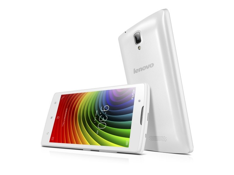 Cheapest 4G Smartphone Lenovo A2010 launched in India at 4990