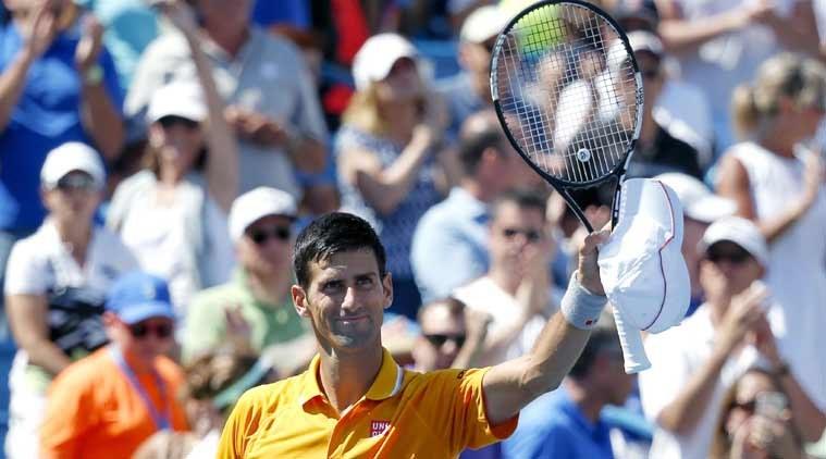 Cincinnati Masters Roger Federer Cruises by Novak Djokovic to claim Cincinnati Masters title