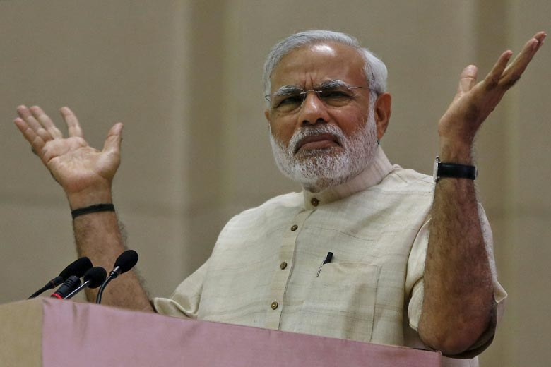 India Gets $19.78 billion FDI from nations visited by Narendra Modi in FY15
