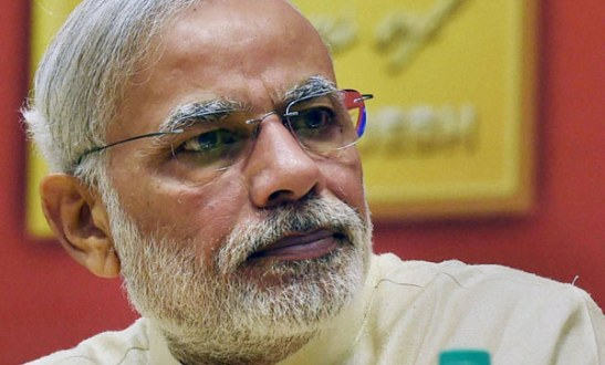 Modi attacks previous govts: Cong calls it national insult