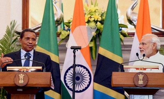 Tanzania seeks Indian aid for Metro rail, Stung by traffic