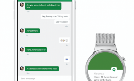 Android Wear Smartwatches are now compatible with iOS handsets