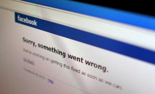 Facebook Went Down For About 10 minutes Instagram services restored after brief outage
