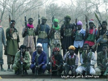 Islamic State West Africa continues to utilize women as suicide bombers