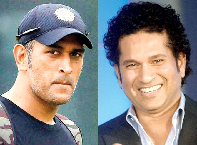 Indian-Cricket-Team-Captain-Ms-Dhoni-says-Former-Cricketer-Sachin-Tendulkar-was-Like-a-God