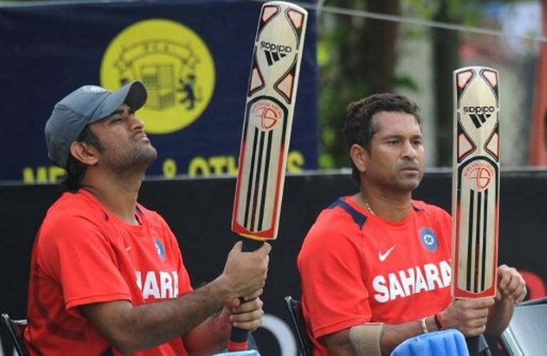 Indian Cricket Team Captain Ms Dhoni says Former Cricketer Sachin Tendulkar was Like a God