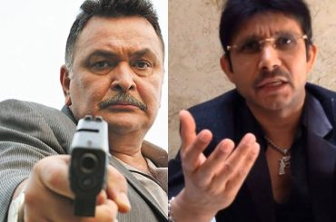 Kamaal R Khan abuses Rishi Kapoor on twitter Kapoor gives befitting reply to KRKA