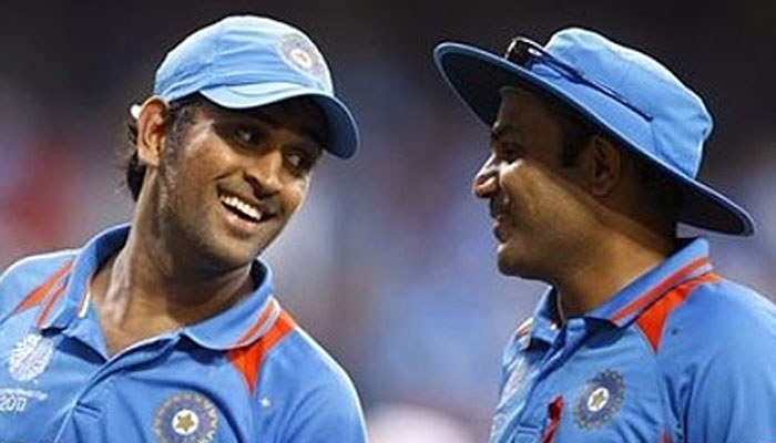 Ms Dhoni Shahid Afridi Virender Sehwag to play in T20 fund-raiser for British Army