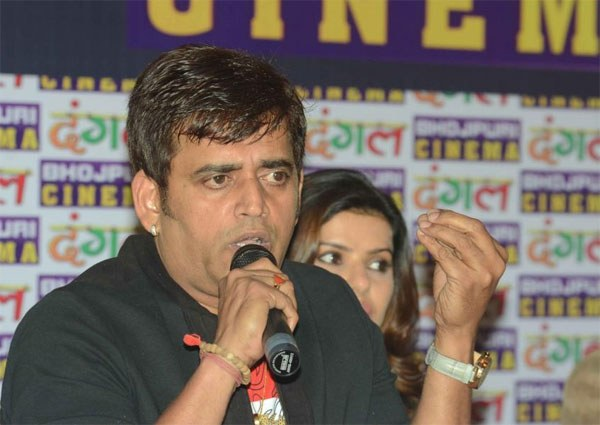 After Shahrukh, Ravi Kishan to play Devdas