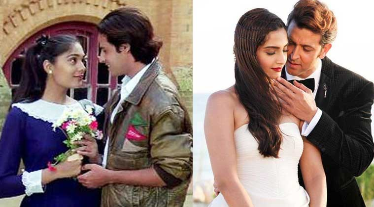 Sonam Kapoor and Hrithik Roshan at their best in Honey Singh rendition of Aashiqui Dheere Dheere Se