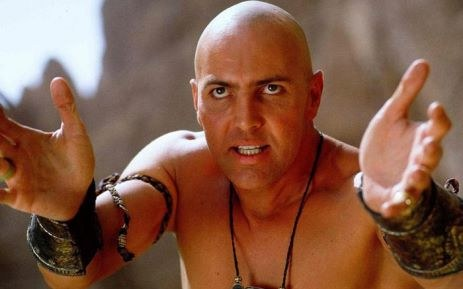 South African Actor Arnold Vosloo is alive and well whisky